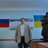 Statna univerzita v Uzgorode dekan Nick Palinchak
