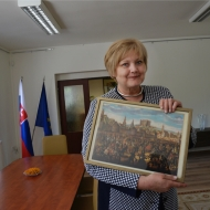 Generalna konzulska SR v Uzgorode Janka Burianova