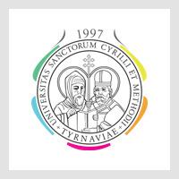 Univerzita sv. Cyrila a Metoda v Trnave - logo