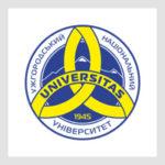 Užhorodská národná univerzita - logo